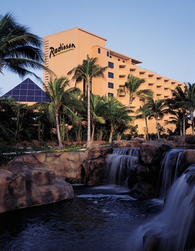 radisson aruba casino and resort